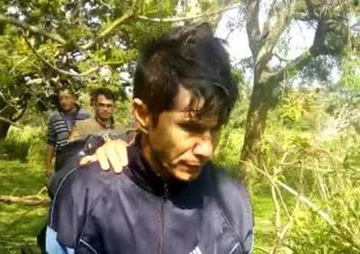 Detienen a presunto autor de feminicidio en Laureles