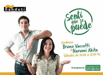 Sentí que se puede con Bruno Vaccotti