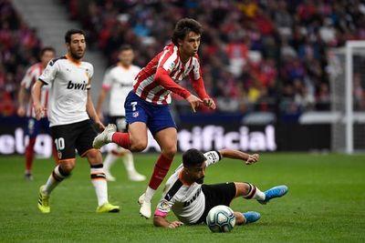 Parejo dispara las dudas del Atlético