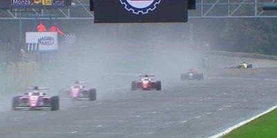Duerksen celebra en Monza con el 5º lugar de la General y 1º en Novatos