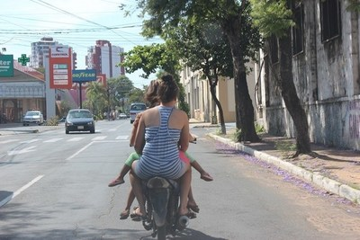 Alarmante cifra: el 52 % de los accidentes ocurren sobre motos