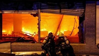 Disturbios en Chile por suba de pasaje deja tres muertos y varios heridos