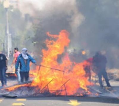 Tras violentos incidentes en Chile tres personas mueren calcinadas