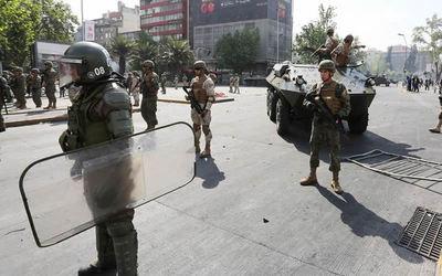 Anuncian nuevo toque de queda en Chile