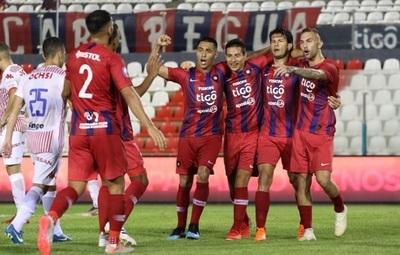 Cerro Porteño recupera la sonrisa ante San Lorenzo