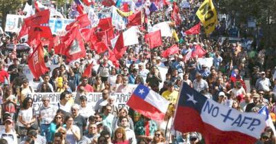 Sigue el guyryry de los chilenos