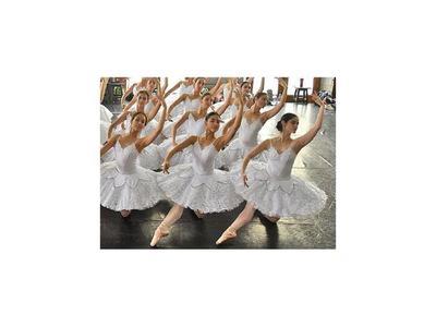 Ballet  La bayadera se estrena esta semana en  el Ignacio A. Pane