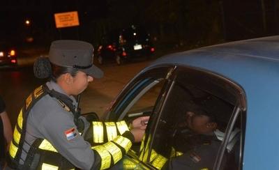HOY / Caminera retuvo a 334 conductores alcoholizados