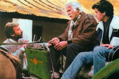Proyectan película argentina en Manzana de la Rivera