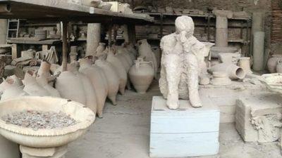 Entre Napoli y Pompeia: el Vesubio