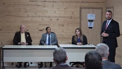Nuria Isnardi asumió como miembro del Tribunal de Apelaciones de Boquerón