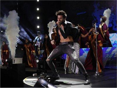Sebastian Yatra pide a Shakira cantar una balada juntos
