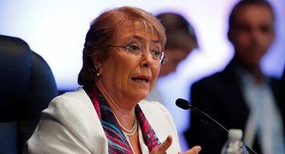 La alta comisionada de DDHH llama a diálogo para resolver crisis en Chile