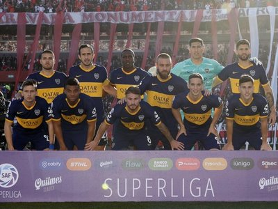 ¿Quién es quién en Boca Juniors?