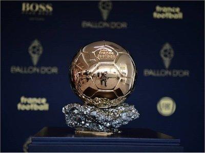 Los 30 candidatos al Balón de Oro