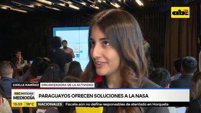 Paraguayos ofrecen soluciones a la NASA