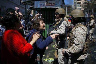 Nuevo toque de queda en Chile