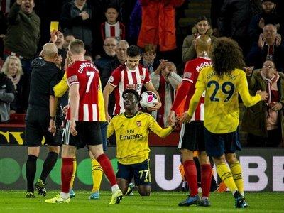 El Sheffield da una lección de oficio al Arsenal