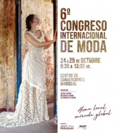 Congreso Internacional de la Moda será este jueves dentro del encuentro Crea+Py