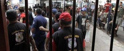 Suspenden huelga de agentes penitenciarios mediante amparo constitucional