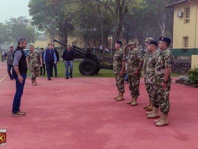 Destituyen a jefe militar por supuesta conspiración contra Marito
