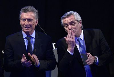 Macri y Fernández se cruzan acusaciones de corrupción