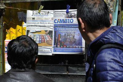 Bolivia: Gobierno y OEA acuerdan el recuento de los votos presidenciales