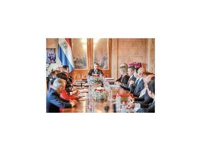 Realizan primera transmisión del Consejo de Ministros