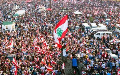 """""""Revolución del WhatsApp"""" contra los políticos del Líbano"""