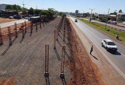 En CDE esperan visto bueno de  Itaipú para  iniciar el   multiviaducto del Km 7