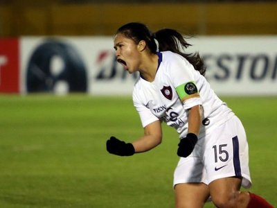 Cerro Porteño pasa a semifinales de la Copa Libertadores femenina