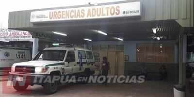 SAN PEDRO DEL PNÁ: SICARIOS INTENTARON EJECUTAR A UN HOMBRE
