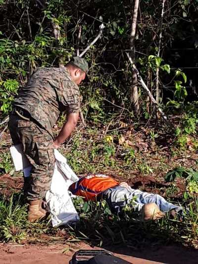 Sicarios matan a un hombre en Yby Yaú