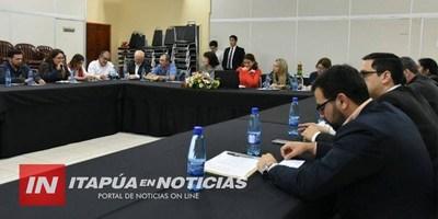 REACTIVACIÓN OFICIAL DEL CONSEJO DE DESARROLLO TURÍSTICO DE ITAPÚA
