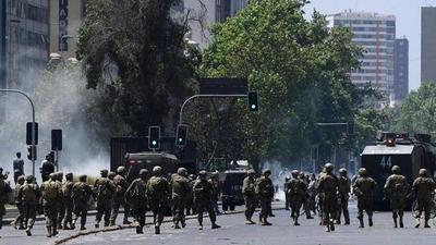 Ya son 15 los muertos por las protestas en Chile y hay más de 2500 detenidos
