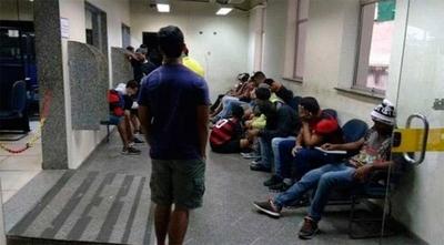 HOY / Arrestan a una veintena de hinchas que planeaba invadir el Maracaná