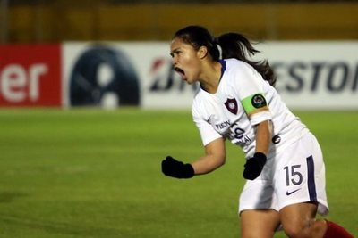 Cerro Porteño a la semifinal de la Libertadores Femenina