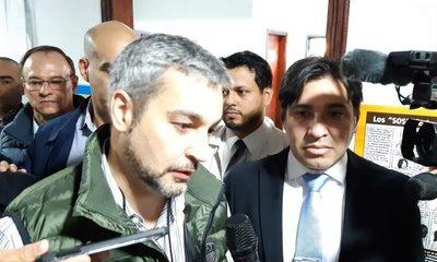 """""""Vende Patria"""" escrachan a Marito en Hernandarias"""