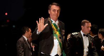 Bolsonaro atribuye la crisis de Chile a la izquierda y al rechazo a EEUU