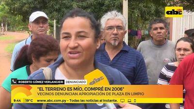 """Verlangieri: """"El terreno es mío, compré en 2006"""""""