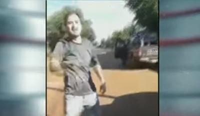 Hombre es detenido tras escrachar a Abdo Benítez