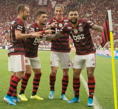 Flamengo y Gremio definen uno de los finalistas