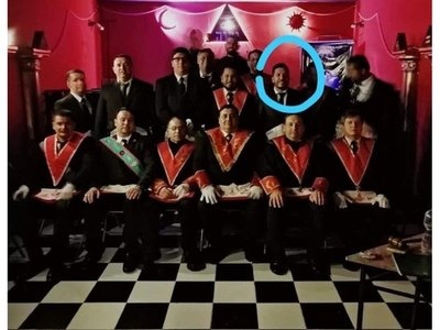 Masones de la Gran Logia Simbólica dicen que Portillo no es miembro
