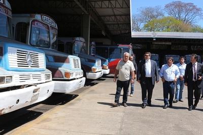 Habilitan sistema de gestión digital para empresas de transporte