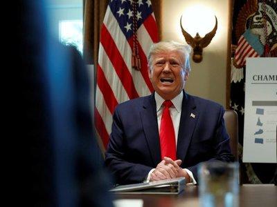 """Trump desata una polémica racial al tachar juicio político de """"linchamiento"""""""