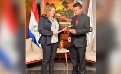 De canillita a ser nuevo funcionario del Ministerio Público