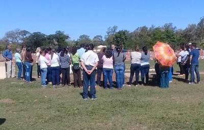 Con sencilla ceremonia despiden a «Cachirulo»