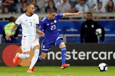 Robert Harrison reafirma amistoso contra Argentina