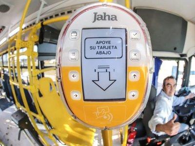 Estos son los buses que funcionarán con el billetaje electrónico