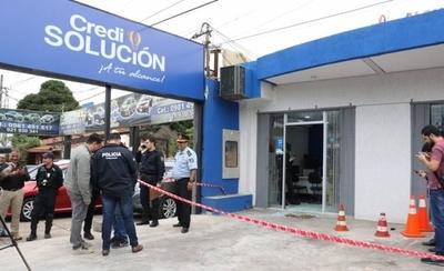 HOY / Atraco a Financiera: guardia que mató a delincuente no será imputado